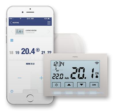 termostato wifi