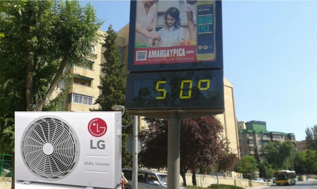 aires acondicionados Jaén aire acondicionado Jaén