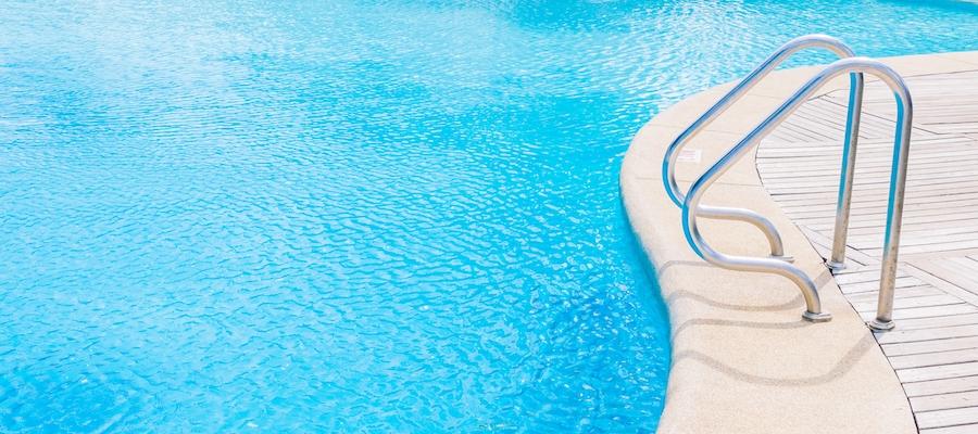 piscina de sal